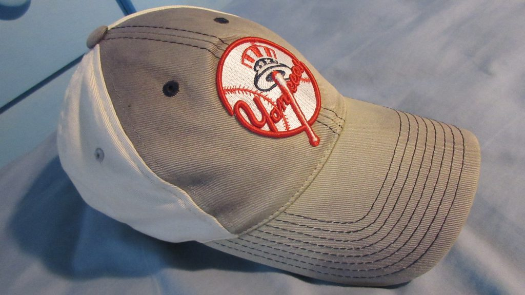 My old Yankees hat