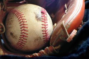 Baseball in glove 1 - why baseball is the best